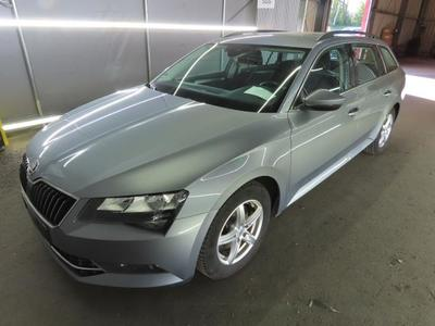 Skoda Superb combi ambition 1.6 TDI 88KW Maxi-dot farbdisplay MT6 E6
