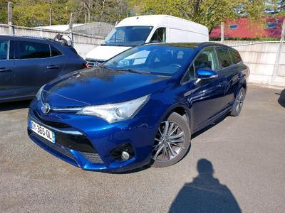 Toyota Avensis Touring Sports 143 D-4D Executive Business