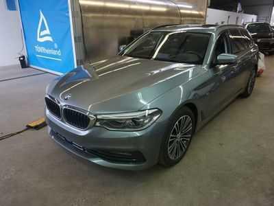 BMW Baureihe 5 Touring 530 d xDrive Sport Line 3.0 195KW AT8 E6