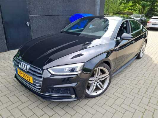 Audi A5 sportback A5 SB TDI 190PK STronic Quattro Sport SLine With Pack Business+ & Technology & APS Front & Rear