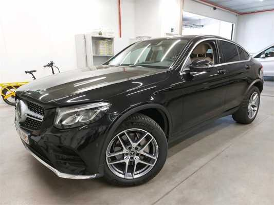 Mercedes-Benz Glc coupe GLC COUPE 220 D 163PK DCT 4MATIC With Airbody Control & Pack Design & Driver Assistance + & Command Online & Professional