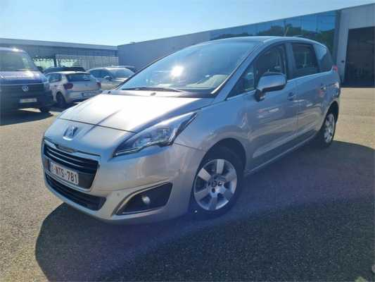 Peugeot 5008 5008 BLUEHDI 116PK ACTIVE Pack Leather & Video & Park Assistance With Camera & Pano Roof
