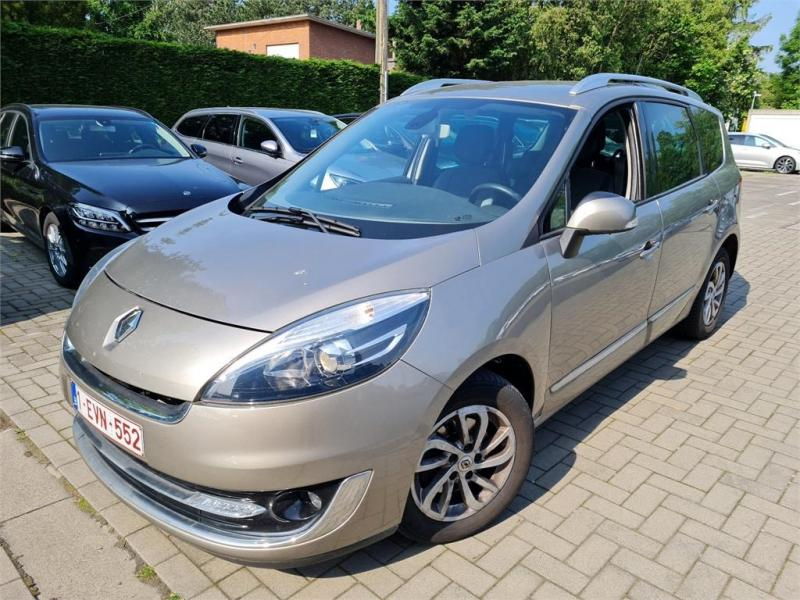 Renault Grand scenic GRAND SCENIC DCI 110PK Energy Dynamique