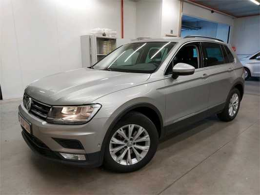 Volkswagen TIGUAN TIGUAN TDI 150PK DSG7 Comfortline With Vienna Leather & Area View With Rear Cam