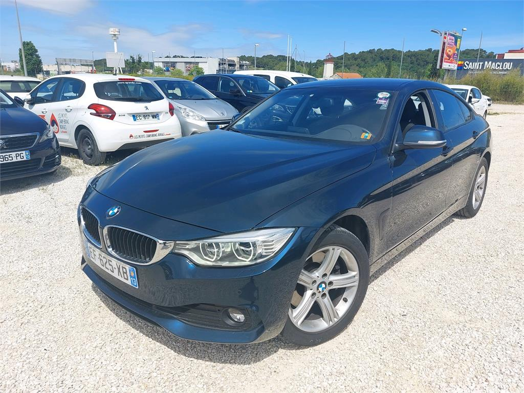 BMW 430da gran coupe lounge 258 / BVA xDrive