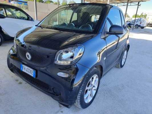 Smart Fortwo coupe 1.0 52KW YOUNGSTER TWINAMIC