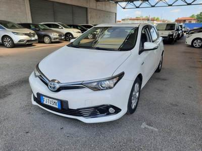 Toyota Auris 2015 5 PORTE BERLINA HYBRID BUSINESS