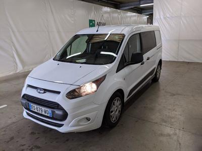 Ford Transit connect VU 5P Fourgonnette 15 TD 120 powershift L2 Trend / CAB APPRO