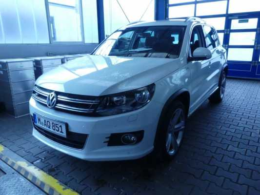 Volkswagen Tiguan lounge sport & Style BMT 4Motion 20 TDI 135KW AT7 E6