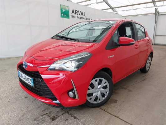 Toyota Yaris hybride france business 5p Berline 15 VVTI HYBRID / BVA