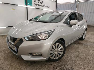 Nissan Micra business edition 5P Berline IGT 90