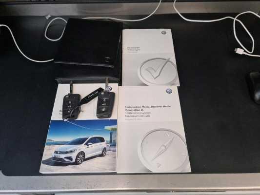 Volkswagen Touran 1.6 TDI SCR 110PS BM Tech Comfortline 5d