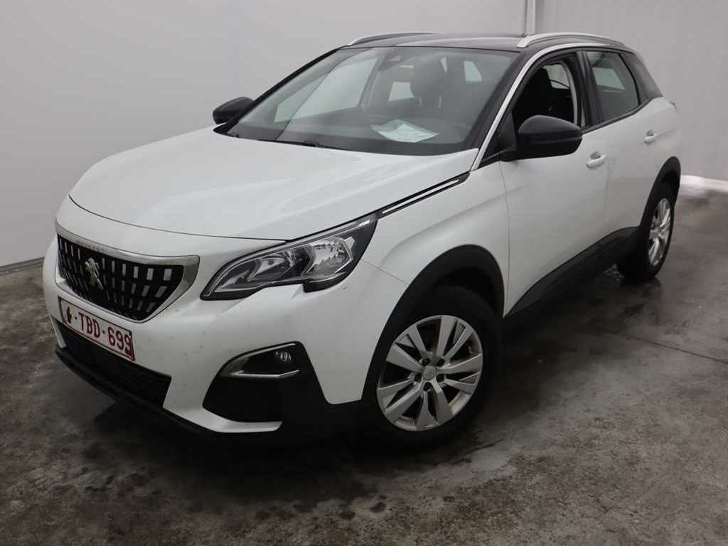 Peugeot 3008 1.6 BlueHDi 85kW S&S Active 5d ***technical issue*** Rolling Car pa8