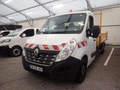 RENAULT MASTER CHASSIS CABINE 2.3 DCI F35 L3 GRAND CONFORT