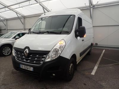 RENAULT MASTER 2.3 DCI EURO6 TRACTION F35L2H2 GRAND CONFORT