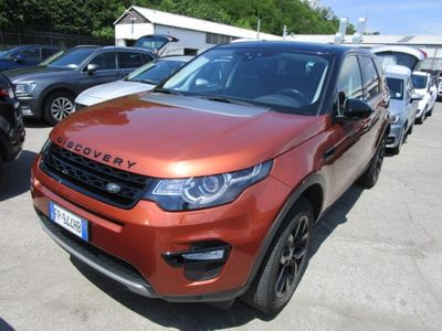 LAND ROVER DISCOVERY SPORT 2.0 Td4 180cv Se 4wd