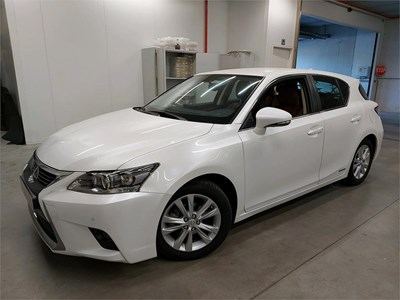 Lexus CT CT 200H 136PK CVT Business Edition With Leather Pack