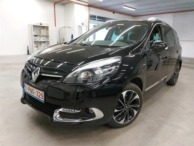 Renault Grand scenic GRAND SCENIC (eco2) DCI 110PK ENERGY BOSE Pack Leather Pano Roof
