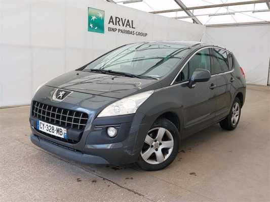 Peugeot 3008 1.6 HDI 115 FAP BVM6 Business Pack