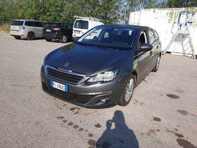 Peugeot 308 2013 5P STATION WAGON SW BUSINESS BLUEHDI 120CV EAT6 SeS AUT