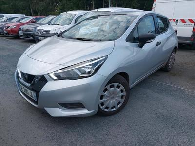 Nissan Micra Visia Pack dCi 90