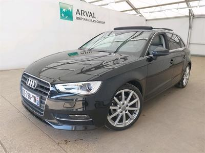 Audi A3 SB 2.0 TDI S Tronic DPF 150 Ambition Luxe / TOIT OUVRANT CUIR