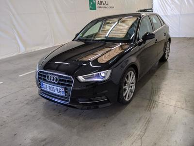 Audi A3 Sportback 1.6 TDI 110 S Tronic Ambition Luxe/CUIR