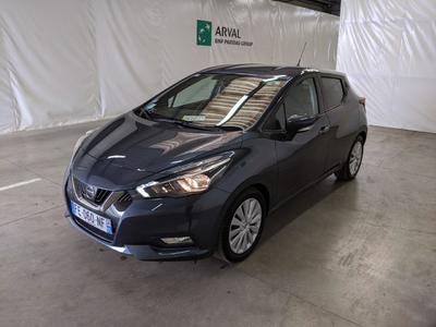 Nissan Micra ig-t 100 business Edition