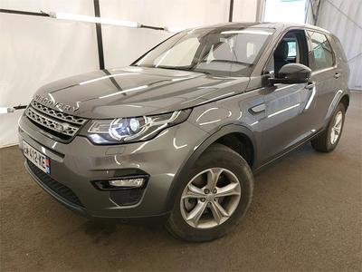 Land Rover Discovery sport pure 2.0 TD4 150 AUTO 4WD