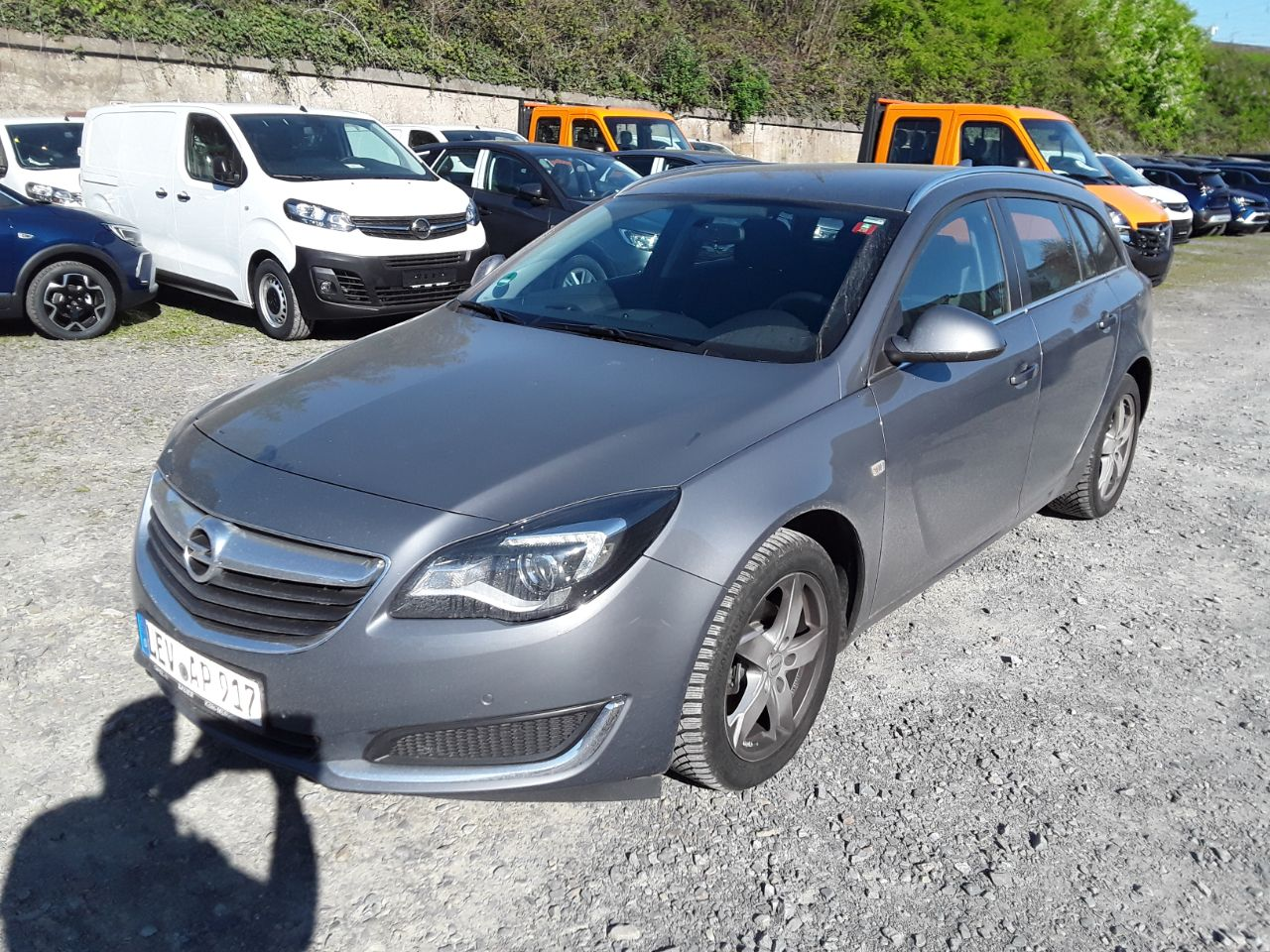 Opel Insignia A Sports Tourer Edition 1.6 CDTI 100KW AT6 E6