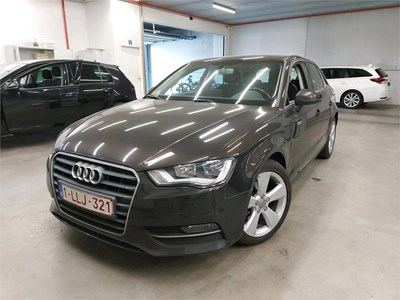 Audi A3 sportback A3 SB TDI 150PK AMBITION Pack Intuition Plus With Sport Seats & APS Rear & Pano Roof