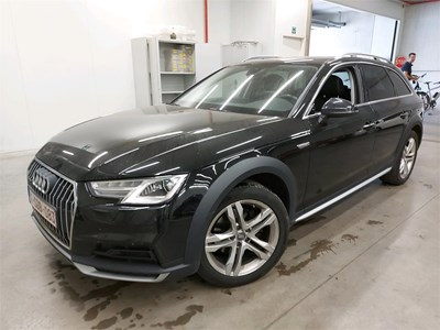 Audi A4 allroad quattro A4 ALLROAD QUATTRO TDI 163PK STronic Pack Business Plus With Sport Seats & Pack Outdoor & APS Front & Rear