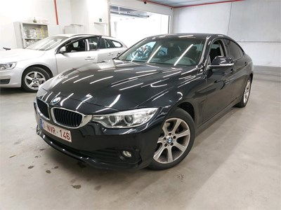 BMW 4 gran coupe 4 GRAN COUPE 418D 136PK Pack Comfort With Business Navigation