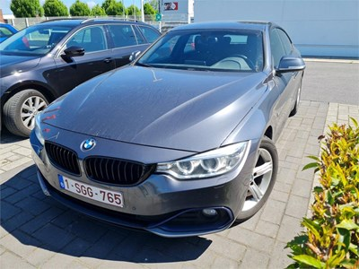 BMW 4 gran coupe 4 GRAN COUPE 418D 136PK Sport Pack Comfort With Nav Pro & Park Assist With Rear Cam