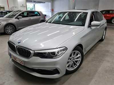 BMW 5 berline 5 BERLINE 520dA 190PK Efficient Dynamics Pack Business With Sport Seats & Travel Pack