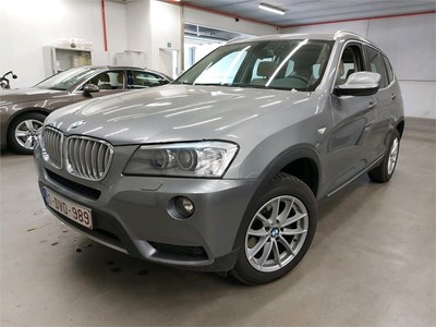 BMW X3 X3 XDrive35A 306PK Pack Exclusive Line With Electric Mem Drive Seat & Heated Steering Wheel & HiFi Pro & Pano Roof PETROL