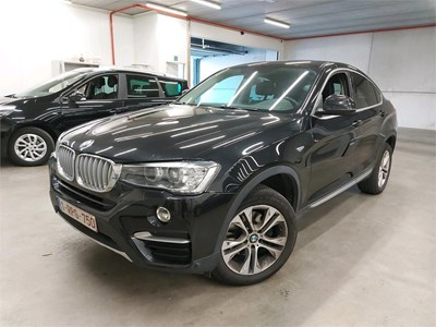 BMW X4 X4 XDRIVE20D 190PK 4WD XLine Pack Exclusive With Nevada Leather & Pano Roof