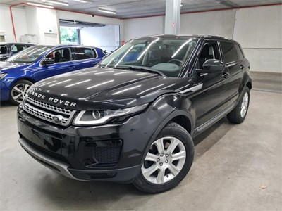 Land Rover Range rover evoque EVOQUE TD4 150PK AUTO 4WD Pack Pure Business & Pano Roof