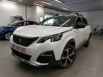 Peugeot 5008 5008 BlueHDi 130PK EAT8 ALLURE Pack Drive Assist & Safety Plus & Visio Pack I With Camera & 2 Extra Seats & Pano Roof