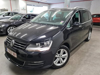 Volkswagen SHARAN SHARAN TDI 184PK DSG HIGHLINE Pack Business With Electric Front Seats & Premium & DynAudio & Vienna Leather & Rear Cam & 7 Seat