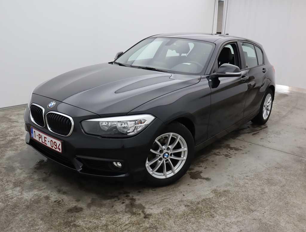 {make} BMW 1 Reeks Hatch 116d EfficientDynamics Edition (85 kW) 5d