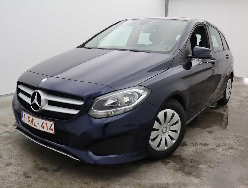 Mercedes-Benz B-Klasse B 180 d BlueEFFICIENCY Edition 5d