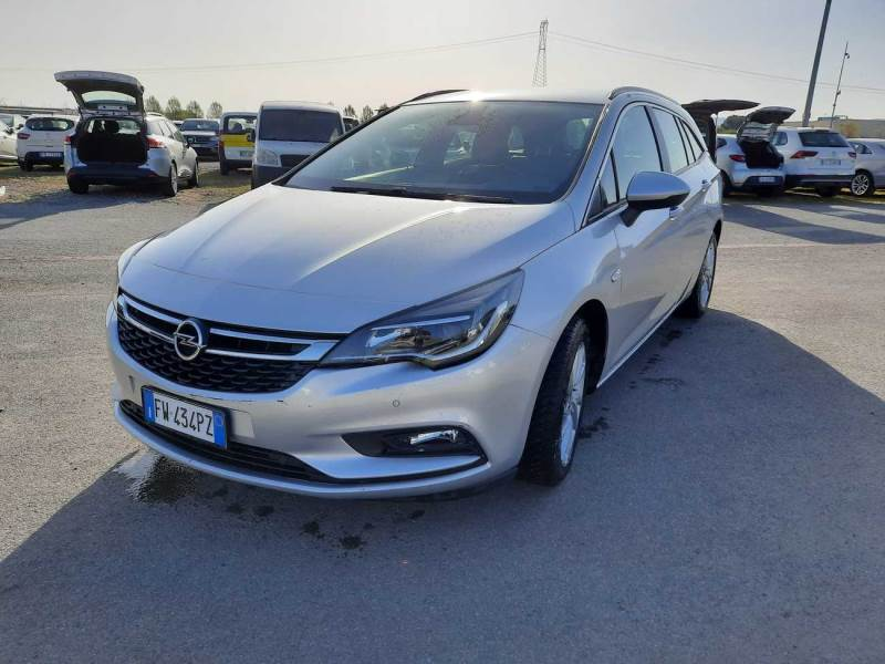 Opel ASTRA 2015 5P SW ST 1.6 CDTI BUSINESS 110CV SeS MT6 **No original registration document – Registration extract will be provided **