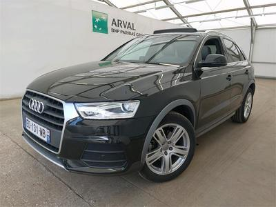 Audi Q3 Ambition Luxe 2.0 TFSI 180 Quattro S Tronic / TO