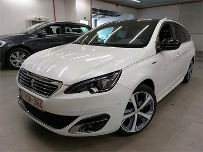 Peugeot 308 SW 308 SW BLUEHDI 150PK GT LINE Pack Driver Assistance & Connect Nav & Rear view Camera