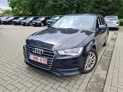Audi A3 A3 SB TDI 150PK STronic Attraction Pack Intuition Plus