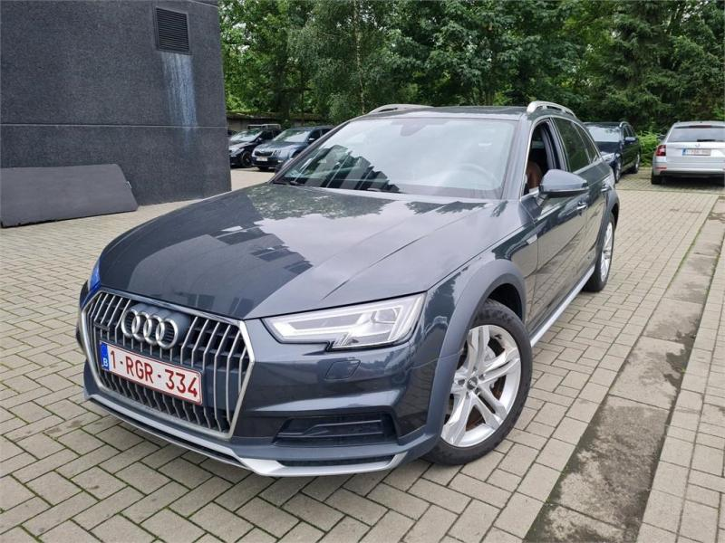 Audi A4 allroad quattro A4 ALLROAD TDI 190PK STRONIC QUATTRO Pack Executive+ & Lounge & Technology & LED HeadLights & Pano Roof