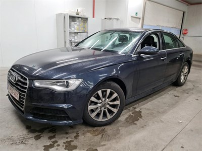 Audi A6 A6 TDI 190PK STRONIC ULTRA Pack Executive Plus & APS Front & Rear