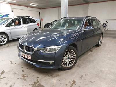 BMW 3 touring 3 TOURING 318D 136PK Luxury Pack Business With Heated Sport Seats & Comfort+With Nav Pro