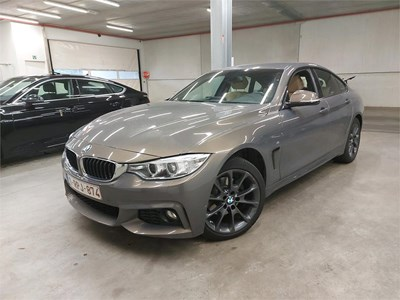 BMW 4 gran coupe 4 GRAN COUPE 420D 163PK 4WD XDRIVE MSport Pack Comfort With Nav Pro
